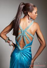 Tony Bowls Le Gala 113546.  Available in Turquoise